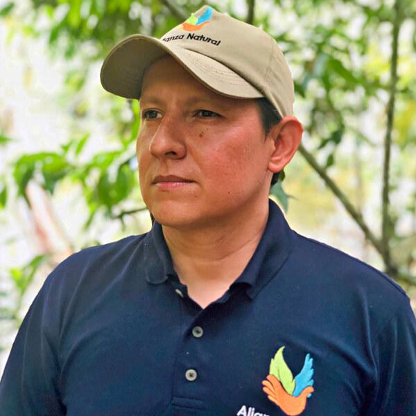 Juan Carlos Rivas Florez - Director de Conservación