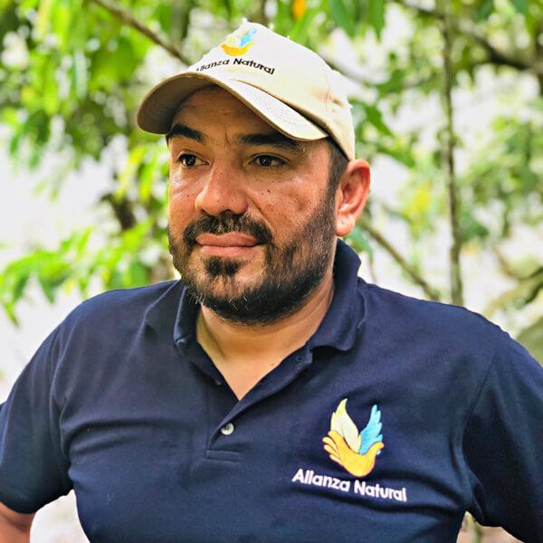 Alonso Quevedo Gil - Director de Comunidades