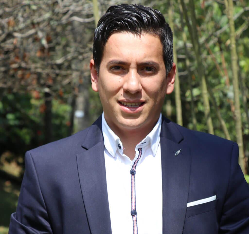 Director Ejecutivo - Jeison Pulido - Fundación Alianza Natural
